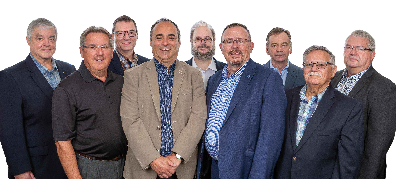 Membres du conseil d'administration - CDRQ