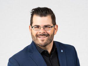 Photo de R. Mathieu Vigneault, directeur général