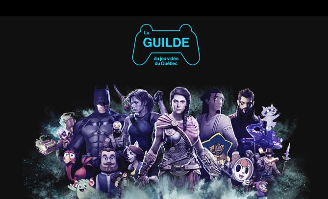 La Guilde du jeu vidéo du Québec - Coup de coeur 2020 CDRQ