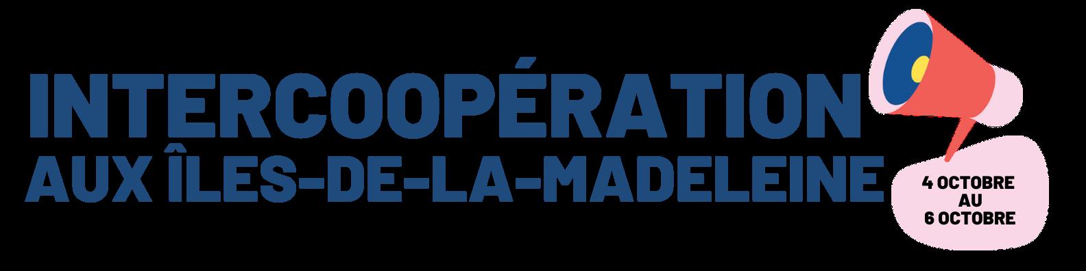 Événement Intercoopération aux Iles