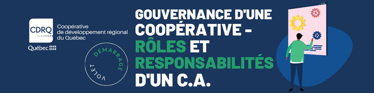 Roles et responsabilités d'un CA
